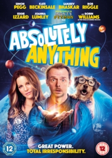 Absolutely Anything, DVD  DVD