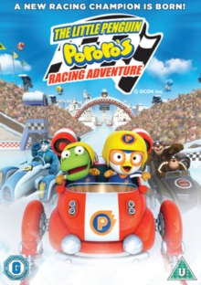 The Little Penguin - Pororo's Racing Adventure, DVD DVD