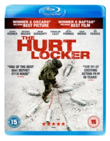 The Hurt Locker, Blu-ray BluRay