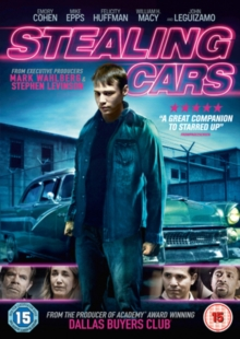 Stealing Cars, DVD DVD