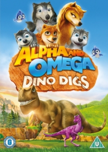 Alpha and Omega: Dino Digs, DVD DVD
