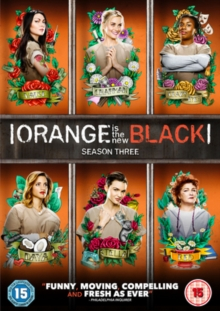 Orange Is the New Black: Season 3, DVD DVD