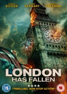 London Has Fallen, DVD DVD