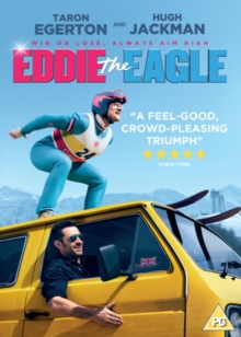 Eddie the Eagle, DVD DVD