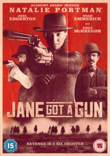 Jane Got a Gun, DVD DVD