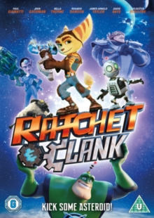 Ratchet and Clank, DVD DVD