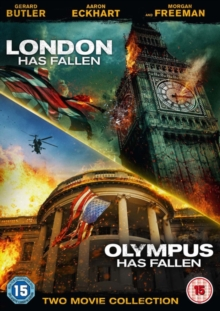 London Has Fallen/Olympus Has Fallen, DVD DVD