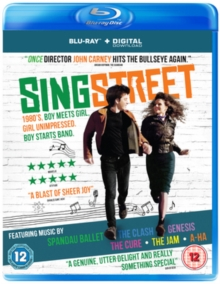 Sing Street, Blu-ray BluRay