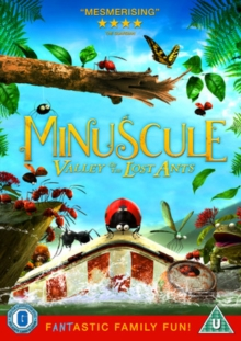 Minuscule - Valley of the Lost Ants, DVD DVD