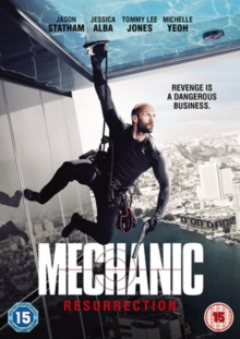 Mechanic - Resurrection, DVD DVD
