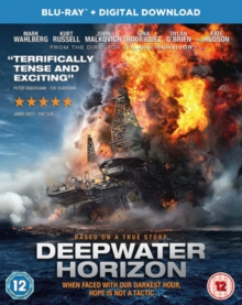 Deepwater Horizon, Blu-ray BluRay