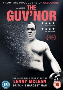 The Guv'nor, DVD DVD