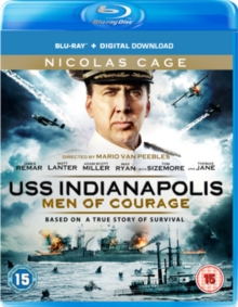 USS Indianapolis: Men of Courage, Blu-ray BluRay