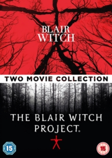 Blair Witch: Two Movie Collection, DVD DVD