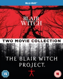 Blair Witch: Two Movie Collection, Blu-ray BluRay