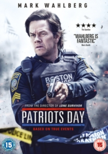 Patriots Day, DVD DVD