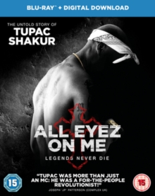 All Eyez On Me, Blu-ray BluRay
