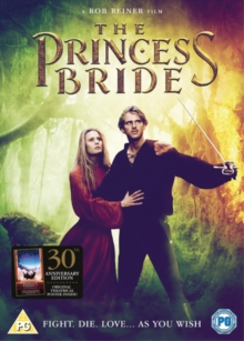 The Princess Bride, DVD DVD