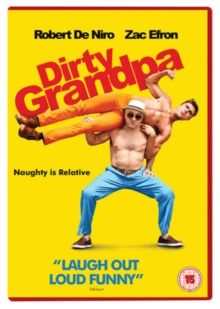 Dirty Grandpa, DVD DVD