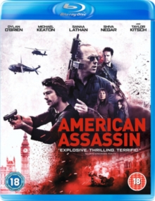 American Assassin, Blu-ray BluRay