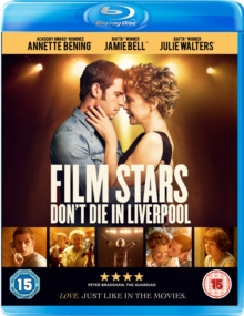 Film Stars Don't Die in Liverpool, Blu-ray BluRay