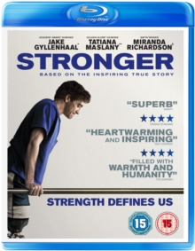 Stronger, Blu-ray BluRay