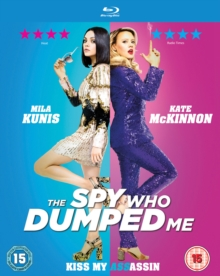 The Spy Who Dumped Me, Blu-ray BluRay