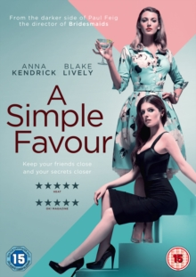 A   Simple Favour, DVD DVD