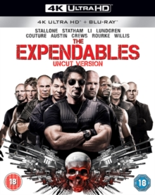 The Expendables, Blu-ray BluRay