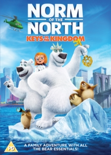 Norm of the North - Keys to the Kingdom, DVD DVD