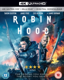 Robin Hood, Blu-ray BluRay