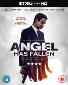 Angel Has Fallen, Blu-ray BluRay