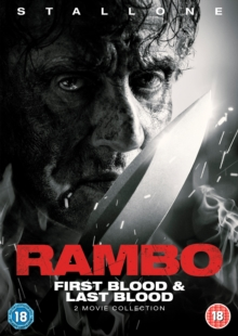 Rambo: First Blood & Last Blood, DVD DVD