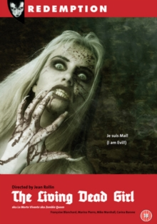 The Living Dead Girl, DVD DVD