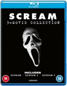 Scream Trilogy, Blu-ray BluRay