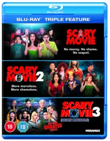 Scary Movie Trilogy, Blu-ray BluRay