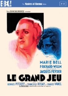 Le Grand Jeu - The Masters of Cinema Series, DVD DVD