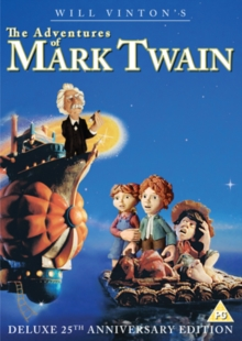 The Adventures of Mark Twain, DVD DVD