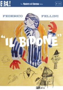 Il Bidone - The Masters of Cinema Series, DVD DVD