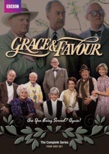 Grace and Favour: The Complete Series, DVD DVD