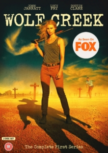Wolf Creek: The Complete First Series, DVD DVD