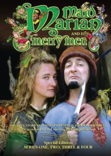 Maid Marian and Her Merry Men: The Complete Series 1-4, DVD DVD