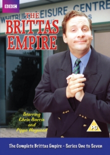 The Brittas Empire: The Complete Series 1-7, DVD DVD