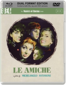 Le Amiche - The Masters of Cinema Series, Blu-ray BluRay