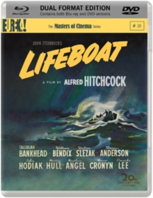 Lifeboat - The Masters of Cinema Series, Blu-ray BluRay