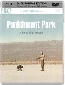 Punishment Park - The Masters of Cinema Series, DVD DVD