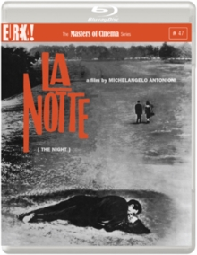 La Notte - The Masters of Cinema Series, Blu-ray BluRay