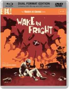 Wake in Fright - The Masters of Cinema Series, Blu-ray BluRay