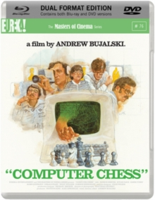 Computer Chess - The Masters of Cinema Series, Blu-ray BluRay
