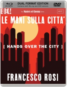 Le Mani Sulla Citta - The Masters of Cinema Series, Blu-ray BluRay